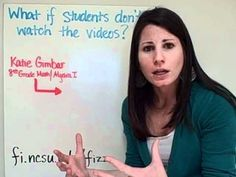 Excellent Flipped Classroom FAQ Video Series from teacher Katie Gimbar Flipped Classroom, Music Classroom, Science Classroom, 21st Century Classroom, 21st Century Learning, Teacher Sites, Teacher Tools, Blended Learning, Always Learning