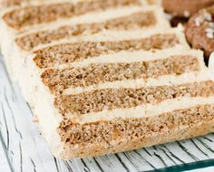 This lovely cake is a beautiful blend of nuts and citrus. Dig in. this website is the real deal for the recipe