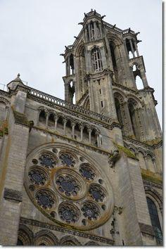 Cathédrale de Laon. Picardie