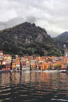 Varenna, Italy #travel #wanderlust #takemethere