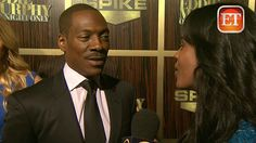 Stars Pay Tribute to Comedy Legend Eddie Murphy