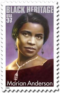Jan 7, 1955 Singer Marian Anderson made her debut with the Metropolitan Opera in New York, becoming the first black person to perform there as a member. | PBS Biography