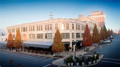 Grove Arcade — Local Shops & Outstanding Restaurants in one of Asheville's Architectural Jewels