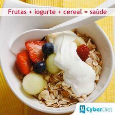 É gostoso e faz bem! http://cyberdiet.terra.com.br