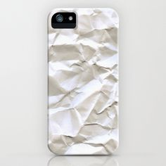 Design Milk | White Trash iPhone & iPod Case by Pixel404 on Luvocracy