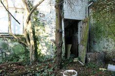 The abandoned village of Doel