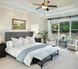 Somerset Arthur Rutenberg Home Master Bedroom #customhomes #bedroom