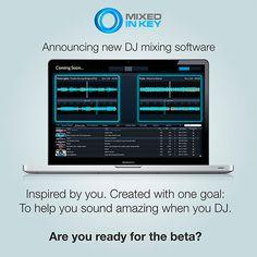 Nuevo Programa para DJ de Mixed In Key