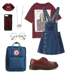 """""""Unbenannt #12"""" by pia-e on Polyvore featuring Mode, Dr. Martens, Fjällräven und Kendall + Kylie"""