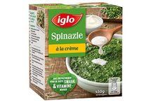 Spaghetti met spinazie á la crème, spekblokjes, uien, champignons, geraspte kaas Penne, Macaroni, Creme, Food And Drink, Meals, Diners, Vitamins, Lasagne, Seeds