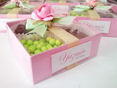 Shabbye chic candy box