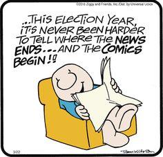 Ziggy Comic Strip, March 22, 2016     on GoComics.com