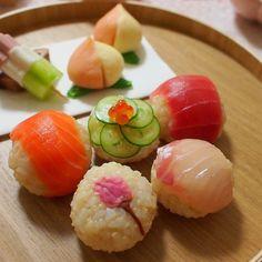春こそやりたい❤簡単なのにフォトジェニックな手まり寿司の基礎からレシピ   by.S