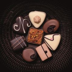 Pralines by chocolissimo