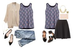 love outfit on left