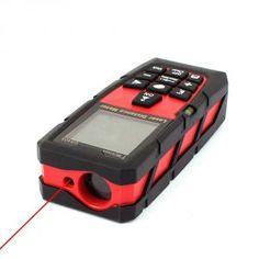 Uxcell Laser Distance Measure Mini Handheld Digital Laser