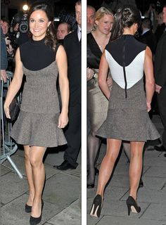 After Party - Pippa Middleton in Stella McCartney