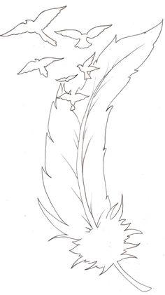 Birds of a Feather Tattoo by ~Metacharis on deviantART