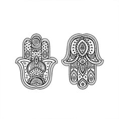 hamsa tattoo on wrist - Google Search