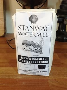 Stanway flour available from the mill and several local shops. Makes the best bread