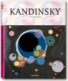 Kandinsky  (coffee table book from Taschen)