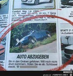 funpot: Auto abzugeben......jpg von Edith