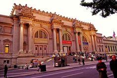 The New York City Metropolitan Museum