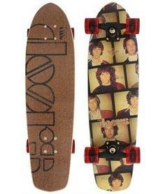 the doors skateboard