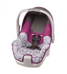 Evenflo Nurture Ali Infant Capsule