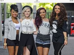 My favorite girl group little mix!!!