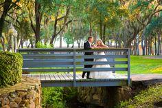 The wooden bridge near the Antique Barn. http://celebrationsoftampabay.com/photographers-pasco-county/