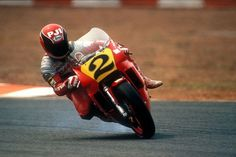 Randy Mamola Powerslide....have PERSONALLY ridden on the back of a Ducati with this man....and he made me tinkle my suit!  Greatest moment and urination of my life!!!