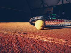 pelota de tenis, tenis, raqueta, cancha de tenis, arena, pelota, campo - Fondos de Pantalla HD - professor-falken.com