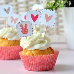 Pomysły na babeczki urodzinowe / Best Birthday Cupcakes