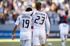 Juninho and Beckham scored stupendous goals for the Galaxy on Satureday evening! http://www.examiner.com/article/la-galaxy-defeats-the-vancouver-whitecaps-2-0