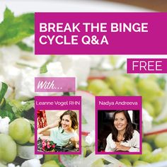 How to Break the Binge Cycle (and stop overeating) | Healthful Pursuit #nutrition #health #binge