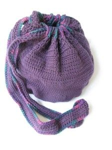 Free Crochet Pattern - Crochet Casual Bag found at Yarn Obsession