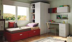 Dormitorio juvenil (1304 – J1) - Muebles CASANOVA