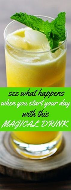 See What Happens When You Start Your Day With This Magical Drink
