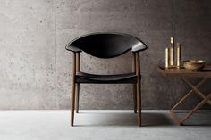 ★ The Relaunched Metropolitan Chair from Carl Hansen & Son ★