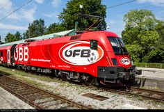 RailPictures.Net Photo: 1116 225 OBB Austria Rail Siemens Taurus at Bregenz, Austria by Thomas Naas