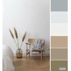 Earth Homes, Colour Pallete, Interior Walls, House Colors, Color Inspiration, Neutral, Palette, Wood, Design