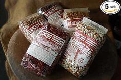 Rancho Gordo Heirloom Bean Sampler: Amazon.com: Grocery & Gourmet Food