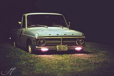 bagged ford courier   by CrumpJ