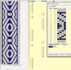 Diseño 24 tarjetas, 2 colores, repite dibujo cada 20 movimientos