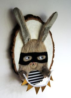bunny bandit :: pink cheek studios