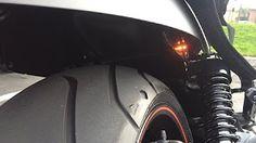 Universal 12V Relay LED Turn Signal Flash Blinker Fix Motorcycle Ruckus Grom
