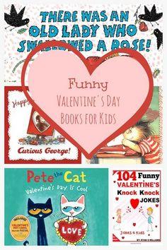 My Funny Valentine: 5 Witty Valentine's Day Books for Kids