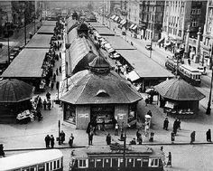 History of the Vienna Naschmarkt by Municipal Department 59 - Food Inspection and Market Authority Old Pictures, Old Photos, To Go, Heart Of Europe, Austro Hungarian, Vienna Austria, Back In Time, Vacation Spots, Historia