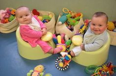 The Best Teaching Style for Infant Daycare